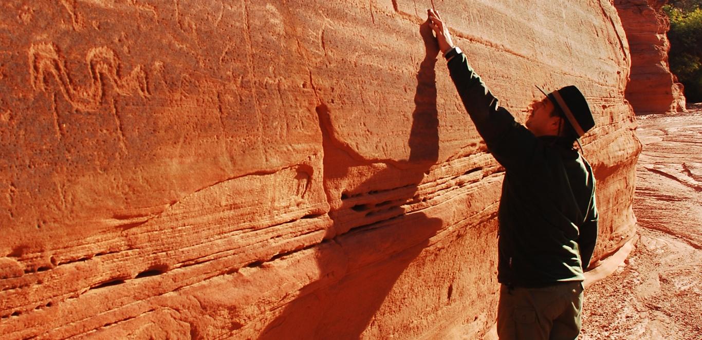Petroglifos Los Pizarones