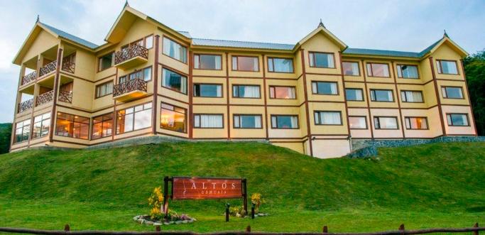 Cumbres del Martial Villa de Montaña 4*