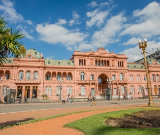 Tourist package in Buenos Aires