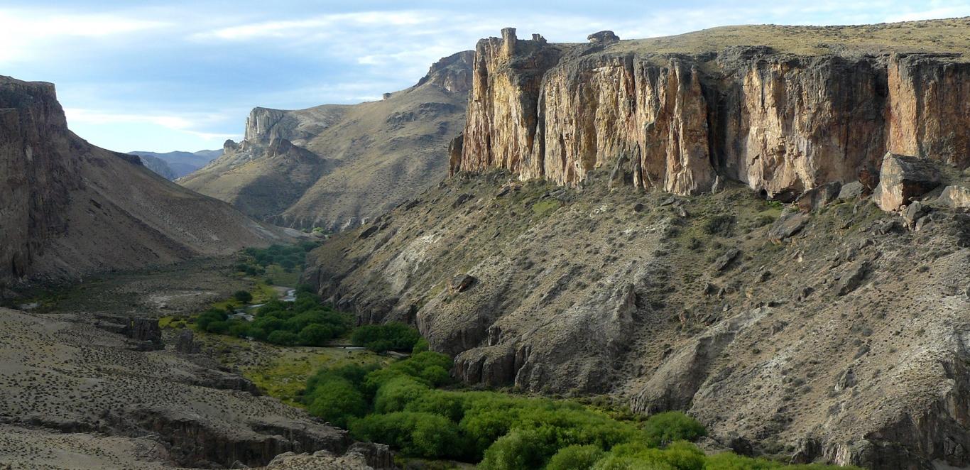Cueva de las Manos - Los Antiguos - Argentina