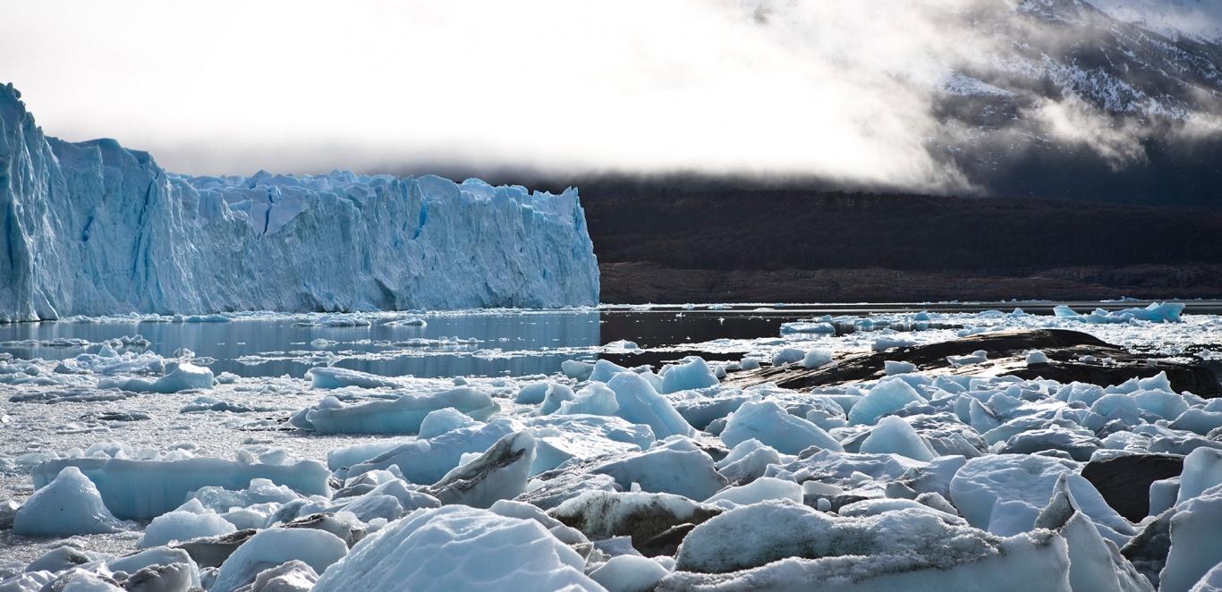 Glaciar Perito Moreno - El Calafate - Argentina