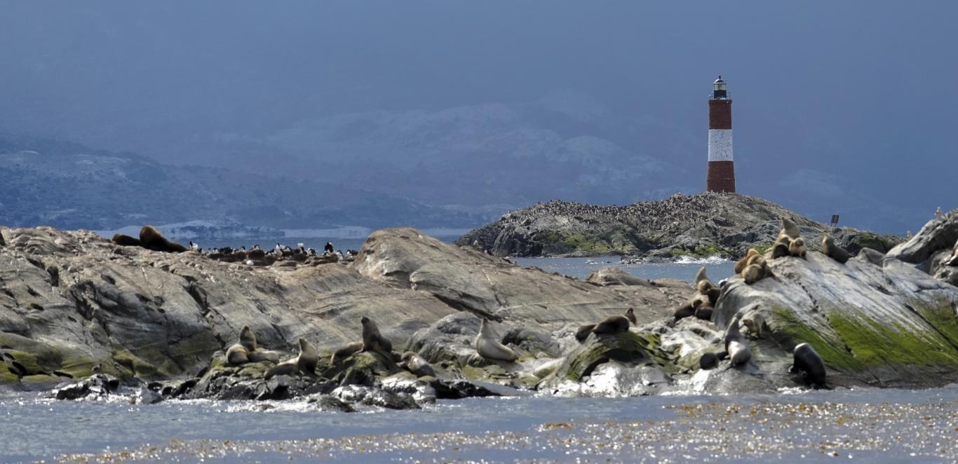 Faro fin del mundo - Navegacion - Ushuaia