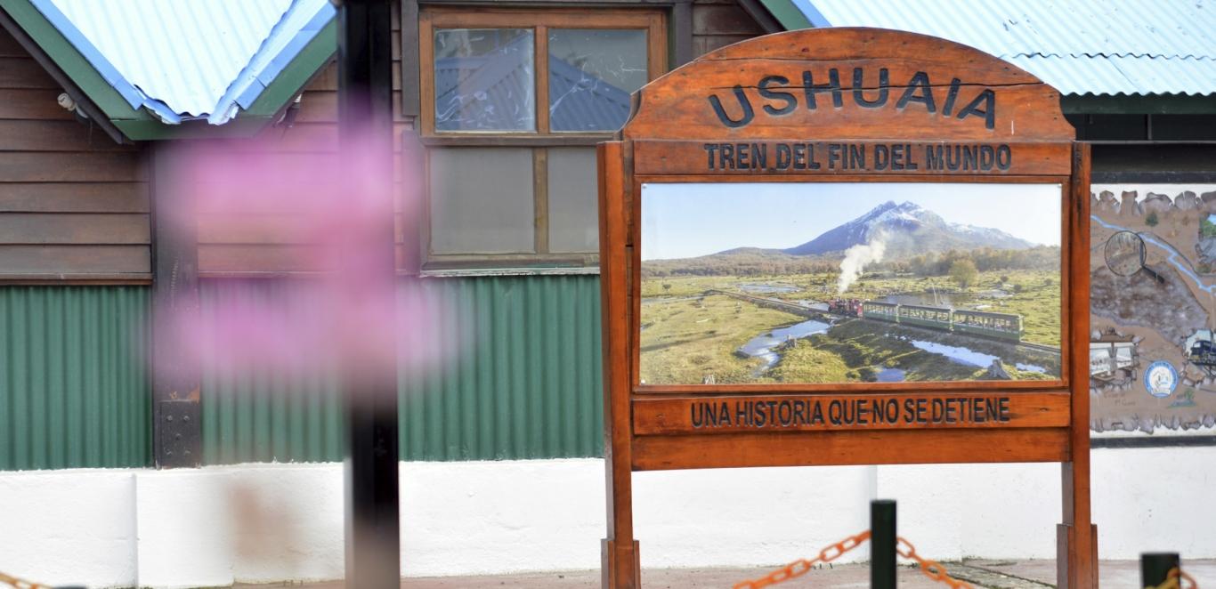Tren fin del Mundo - Ushuaia