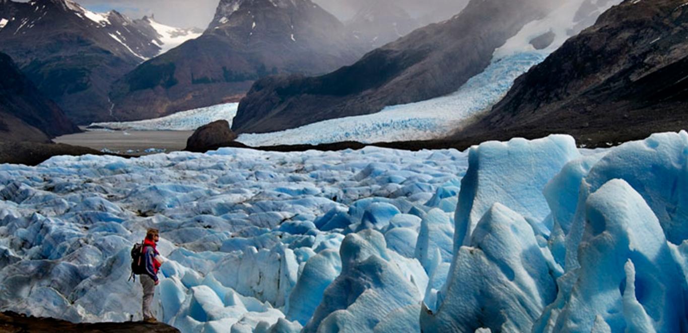 Los Glaciares Escondidos - Nibepo Aike