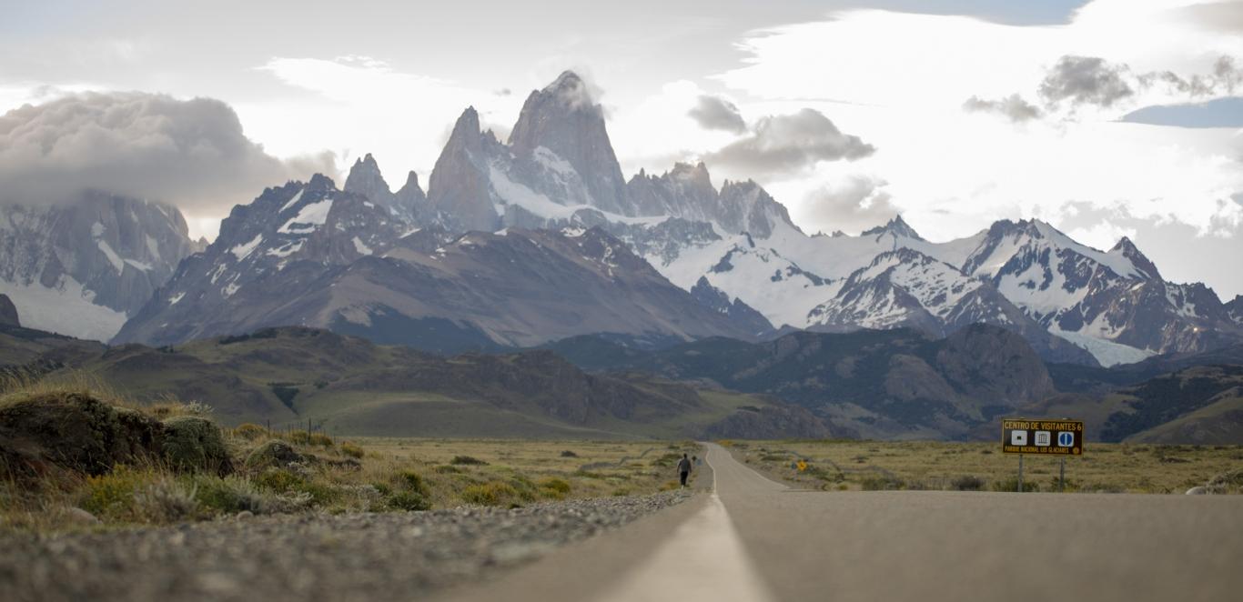 El Chalten - Cerro Fitz Roy