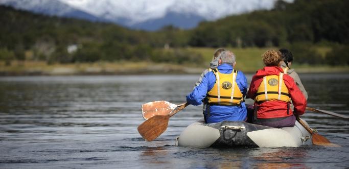 Calafate and Ushuaia adventure