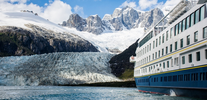 Patagonia and cruise